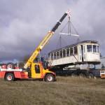 Oz Cranes Byland Tram Job